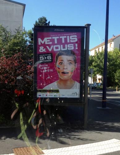 mettis : la fête ou la dette,inauguration